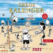 Cover-Bild zu Gregs Kalender 2022 von Kinney, Jeff