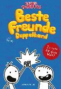 Cover-Bild zu Gregs Tagebuch & Ruperts Tagebuch - Beste Freunde (Doppelband) von Kinney, Jeff