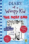 Cover-Bild zu Diary of a Wimpy Kid: The Deep End (Book 15) von Kinney, Jeff