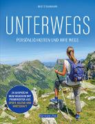 Cover-Bild zu Wanderbuch - UNTERWEGS von Straubhaar, Beat