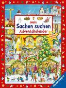 Cover-Bild zu Mein Sachen suchen Adventskalender