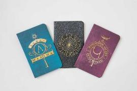 Cover-Bild zu Harry Potter: Spells Pocket Notebook Collection von Insight Editions