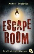Cover-Bild zu Escape Room - Es gibt kein Entkommen (eBook) von Stoffels, Maren