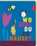 Cover-Bild zu Goedelt, Marion: Wo bist du zu Hause?