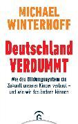 Cover-Bild zu eBook Deutschland verdummt