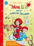 Cover-Bild zu Hexe Lilli und der magische Tierzauber von KNISTER