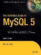 Cover-Bild zu Kofler, Michael: The Definitive Guide to MySQL 5