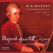 Cover-Bild zu Kofler, Michael Martin: Mozarts Flötenquartette