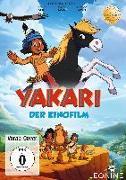 Cover-Bild zu Yakari - Der Kinofilm von Xavier Giacometti (Reg.)