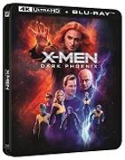 Cover-Bild zu X-MEN: Dark Phoenix - 4K+2D Steelbook Edition von Simon Kinberg (Reg.)