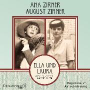 Cover-Bild zu Ella und Laura von Zirner, August