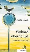 Cover-Bild zu Wohäre überhoupt von Blanc, Carol