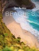Cover-Bild zu You Are Here: Beaches von Hobday, Ruth (Hrsg.)