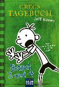 Cover-Bild zu Gregs Tagebuch - Band 3 und 4 von Kinney, Jeff
