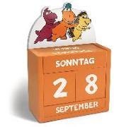 Cover-Bild zu Der kleine Drache Kokosnuss - Dauerkalender von Siegner, Ingo (Beitr.)