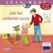 Cover-Bild zu Wagenhoff, Anna: LESEMAUS 110: Jule hat schlechte Laune
