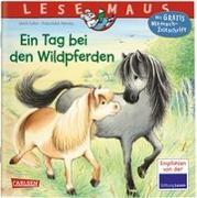 Cover-Bild zu Luhn, Usch: LESEMAUS 147: Ein Tag bei den Wildpferden