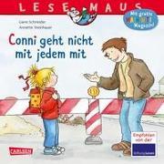 Cover-Bild zu Schneider, Liane: Conni geht nicht mit jedem mit