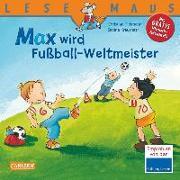 Cover-Bild zu Tielmann, Christian: Max wird Fußball-Weltmeister