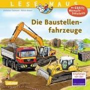 Cover-Bild zu Tielmann, Christian: LESEMAUS 157: Die Baustellenfahrzeuge
