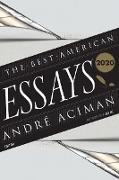 Cover-Bild zu Aciman, Andre (Hrsg.): Best American Essays 2020 (eBook)