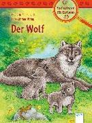 Cover-Bild zu Reichenstetter, Friederun: Der Wolf