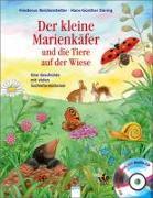 Cover-Bild zu Reichenstetter, Friederun: Der kleine Marienkäfer und die Tiere auf der Wiese