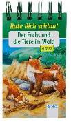 Cover-Bild zu Reichenstetter, Friederun: Der Fuchs und die Tiere im Wald