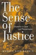 Cover-Bild zu Dubber, Markus Dirk: The Sense of Justice (eBook)