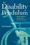 Cover-Bild zu Colker, Ruth: The Disability Pendulum (eBook)