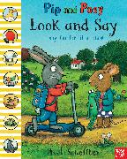 Cover-Bild zu Nosy Crow: Pip and Posy: Look and Say
