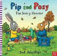 Cover-Bild zu Nosy Crow: Pip and Posy: The Scary Monster