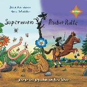 Cover-Bild zu Scheffler, Axel: Superwurm / Räuber Ratte (Audio Download)