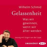 Cover-Bild zu Schmid, Wilhelm: Gelassenheit. Was wir gewinnen, wenn wir älter werden