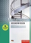 Cover-Bild zu Gieseke, Friedrich-Wilhelm: Metallbau Grundwissen