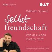 Cover-Bild zu Schmid, Wilhelm: Selbstfreundschaft. Wie das Leben leichter wird