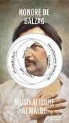 Cover-Bild zu Balzac, Honoré de: Musikalische Gemälde