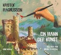 Cover-Bild zu Magnusson, Kristof: Ein Mann der Kunst (MP3 CD)