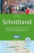 Cover-Bild zu Tschirner, Susanne: DuMont Reise-Handbuch Reiseführer Schottland (eBook)