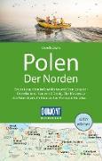 Cover-Bild zu Gawin, Izabella: DuMont Reise-Handbuch Reiseführer Polen, Der Norden, Ostseeküste (eBook)