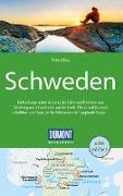 Cover-Bild zu Juling, Petra: DuMont Reise-Handbuch Reiseführer Schweden (eBook)