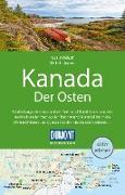 Cover-Bild zu Helmhausen, Ole: DuMont Reise-Handbuch Reiseführer Kanada, Der Osten (eBook)
