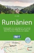 Cover-Bild zu Mihai, Silviu: DuMont Reise-Handbuch Reiseführer Rumänien (eBook)