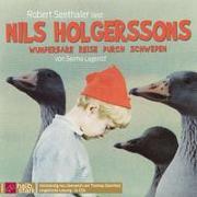 Cover-Bild zu Lagerlöf, Selma: Nils Holgerssons wunderbare Reise durch Schweden