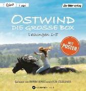 Cover-Bild zu Schmidbauer, Lea: Ostwind. Die große Box