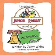Cover-Bild zu White, Jenny: Junior Rabbit Travels to Pennsylvania