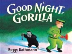 Cover-Bild zu Rathmann, Peggy: Good Night Gorilla
