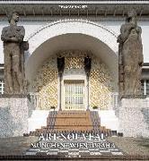 Cover-Bild zu Hauffe, Thomas: Art Nouveau München-Wien-Praha