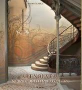 Cover-Bild zu Hauffe, Thomas: Art Nouveau Paris Bruxelles