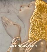 Cover-Bild zu Hauffe, Thomas: Art Nouveau München Wien Prag